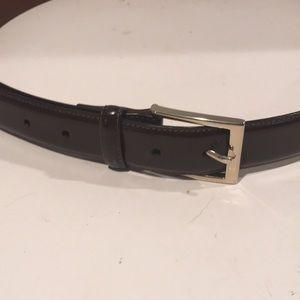 Brooks Brothers men's belt